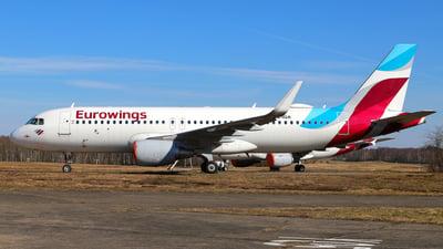 A picture of OEIQA - Airbus A320214 - Eurowings - © Daniel Klein