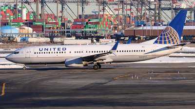 N26232 - Boeing 737-824 - United Airlines