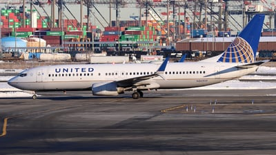 A picture of N26232 - Boeing 737824 - United Airlines - © Xiamen Air 849 Heavy