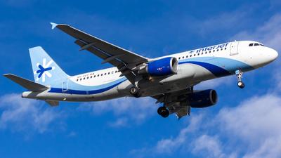 XA-VCT - Airbus A320-214 - Interjet