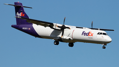 N820FX - ATR 72-212(F) - FedEx Feeder (Mountain Air Cargo)
