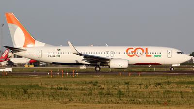 PR-GZJ - Boeing 737-8K2 - GOL Linhas Aéreas