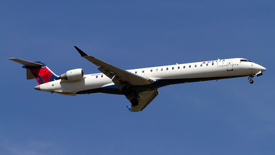 N306PQ - Bombardier CRJ-900LR - Delta Connection (Endeavor Air)