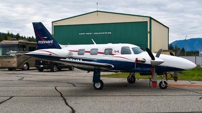 C-GTMM - Piper PA-31T1 Cheyenne I - Private