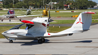 N922BA - Icon A5 - Icon Aircraft