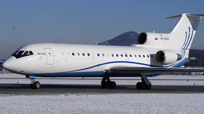 RA-42423 - Yakovlev Yak-42D - Centre-Avia