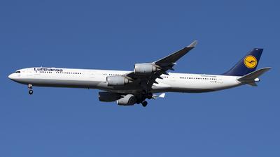 A picture of DAIHV - Airbus A340642 - [0897] - © Jose R. Ortiz
