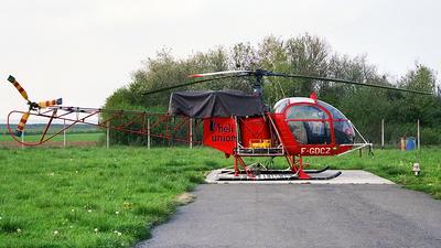 F-GDCZ - Sud-Est SE.315B Alouette II - Heli Union