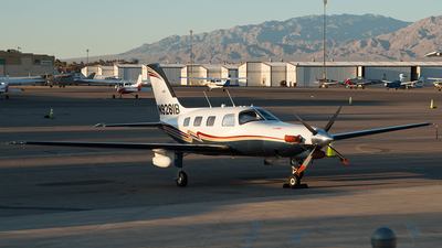 N9281B - Piper PA-46-350P Malibu Mirage/Jetprop DLX - Private
