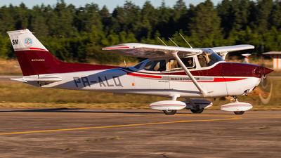 PR-ALQ - Cessna 172M Skyhawk - Aero Club - Santa Maria