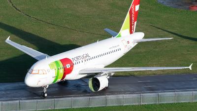 CS-TTU - Airbus A319-112 - TAP Air Portugal