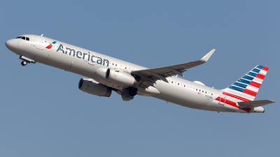 A picture of N101NN - Airbus A321231 - American Airlines - © William Vignes