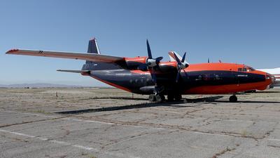 UP-AN220 - Antonov An-12A - Jupiter Jet Airlines