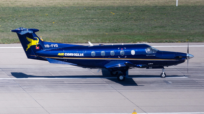 A picture of HBFVD - Pilatus PC12/47E - [1072] - © John Richard