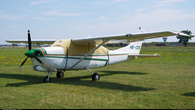 A picture of HBCSS - Cessna C210 Centurion - [58757] - © Medolago Manuel