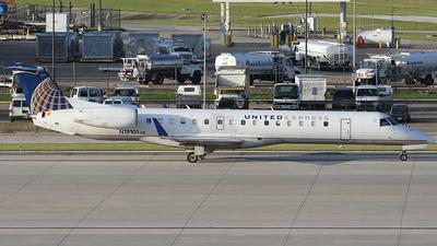 A picture of N18101 - Embraer ERJ145XR - [145590] - © Wojtek Kmiecik