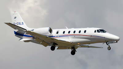 A picture of GCXLS - Cessna 560XLS Citation Excel -  - © Paul Denton