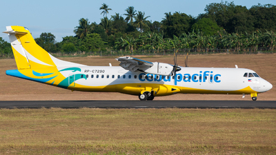 RP-C7290 - ATR 72-212A(600) - Cebu Pacific Air
