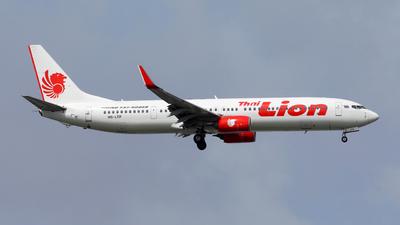 HS-LTP - Boeing 737-9GPER - Thai Lion Air