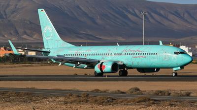 D-ASXO - Boeing 737-8HX - SunExpress Germany
