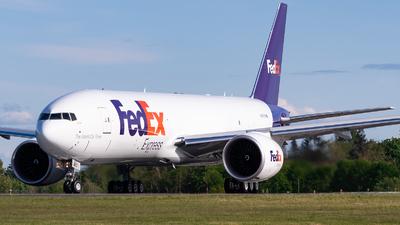 N867FD - Boeing 777-FS2 - FedEx