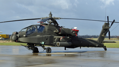 17-03164 - Boeing AH-64E Apache Guardian - United States - US Army