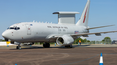 A30-001 - Boeing E-7A Wedgetail - Australia - Royal Australian Air Force (RAAF)