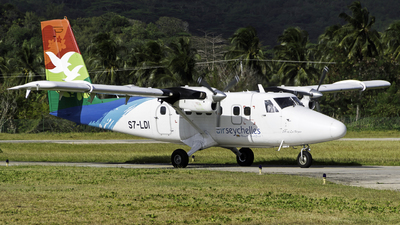 S7-LDI - Viking DHC-6-400 Twin Otter - Air Seychelles