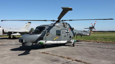 83-11 - Westland Sea Lynx Mk.88A - Germany - Navy