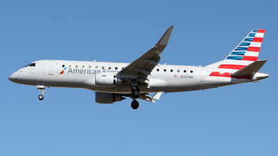 A picture of N265NN - Embraer E175LR - American Airlines - © toyo_69pr