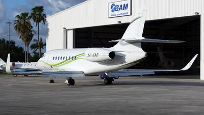 XA-KAR - Dassault Falcon 2000S - Private