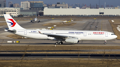 B-8863 - Airbus A330-343 - China Eastern Airlines