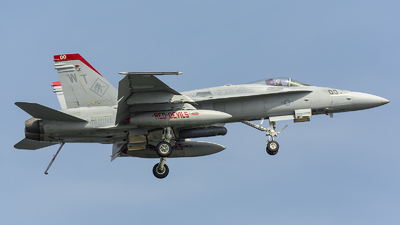 165181 - McDonnell Douglas F/A-18C Hornet - United States - US Marine Corps (USMC)