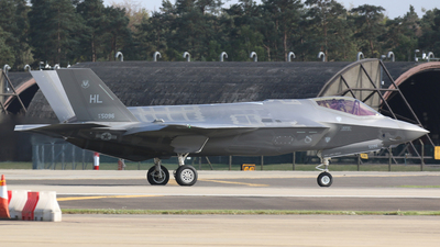 14-5096 - Lockheed Martin F-35A Lightning II - United States - US Air Force (USAF)