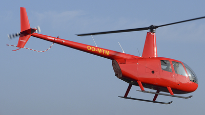 OO-MTM - Robinson R44 Raven II - Private