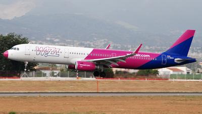 G-WUKH - Airbus A321-231 - Wizz Air UK