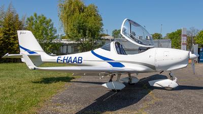 F-HAAB - Aquila AT01 - Aero Club - Toulouse Midi-Pyrénées