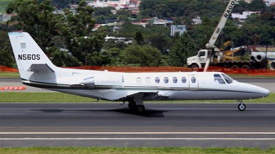 N560S - Cessna 560 Citation V - Private