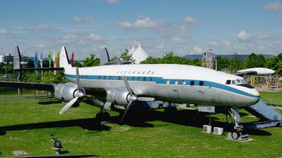 D-ALEM - Lockheed L-1049G Super Constallation - Lufthansa