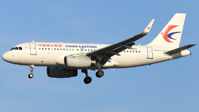 B-6456 - Airbus A319-132 - China Eastern Airlines