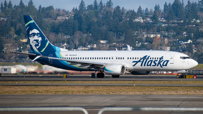 A picture of N519AS - Boeing 737890 - Alaska Airlines - © Jasper - PDXJets