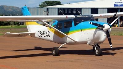 ZS-EAC - Cessna U206 Super Skywagon - Private
