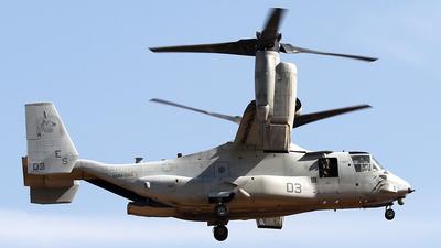 168295 - Boeing MV-22B Osprey - United States - US Marine Corps (USMC)