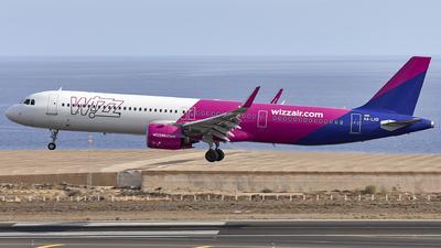 A picture of HALVD - Airbus A321271NX - Wizz Air - © Manu Aldana