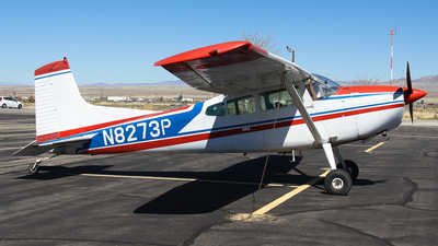N8273P - Cessna 180H Skywagon - Private