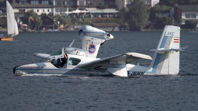 OE-WWW - Lake LA-4-200 Buccaneer - Motorflug Union (MFU)