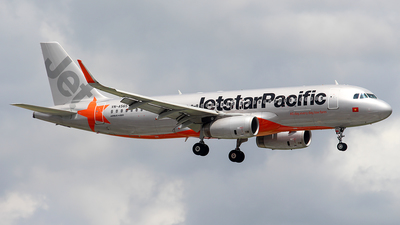 VN-A565 - Airbus A320-232 - Jetstar Pacific Airlines