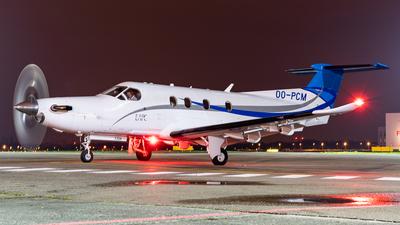 OO-PCM - Pilatus PC-12/47E - European Aircraft Private Club (EAPC)