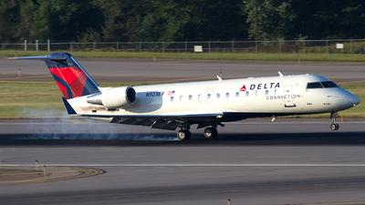 N923EV - Bombardier CRJ-200ER - Delta Connection (SkyWest Airlines)