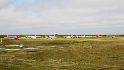 EHAL - Airport - Ramp